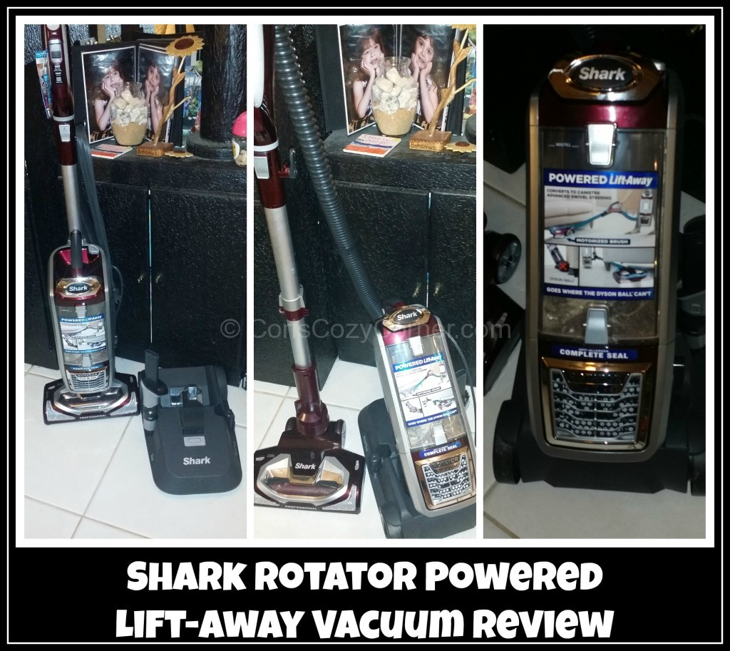 Shark Rotator Powered Lift-Away Vacuum Review