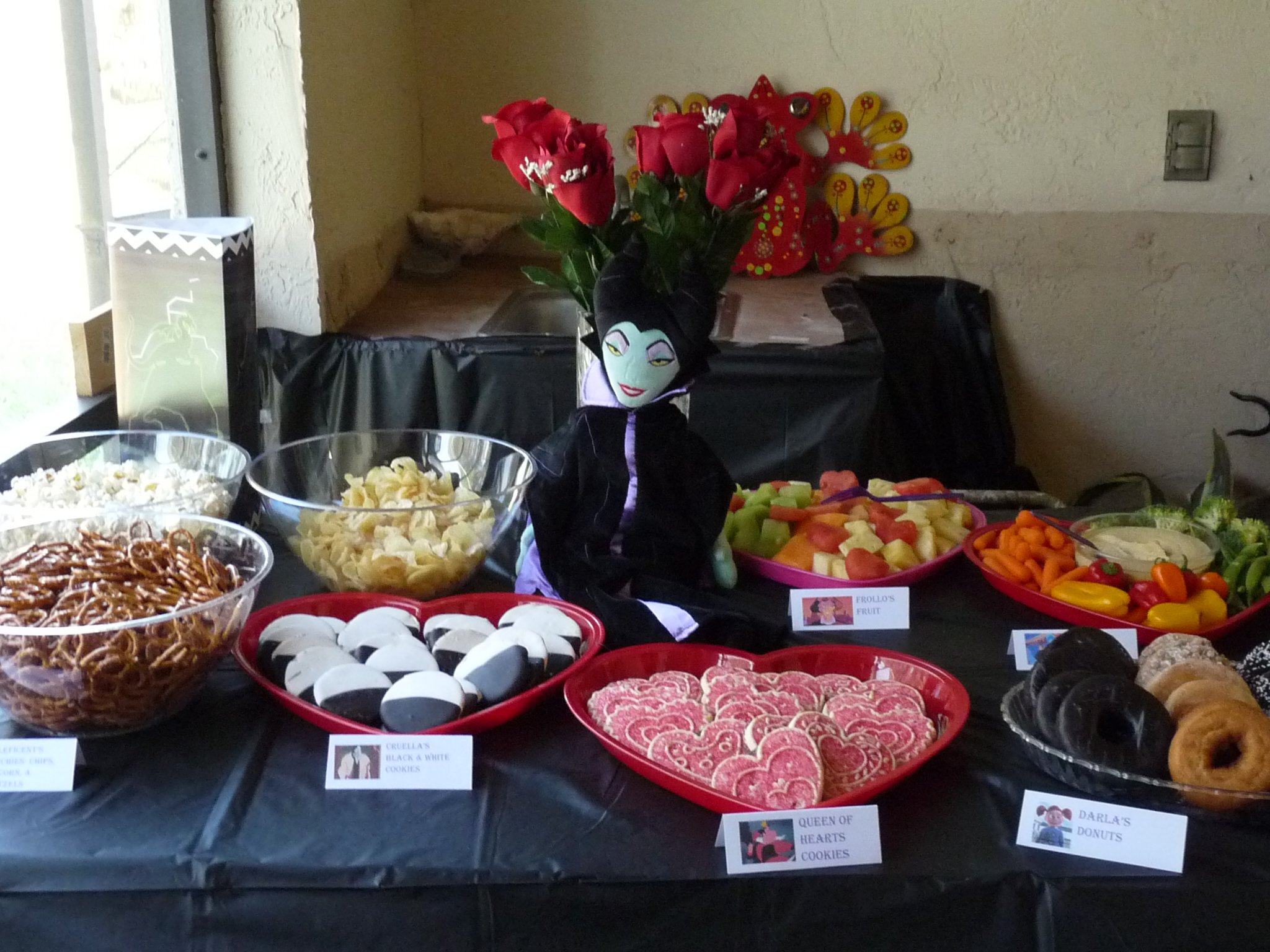 How To Have A Disney Villaintine S Day Party And Show Your