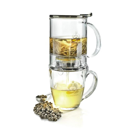 PerfecTea Maker_with cup