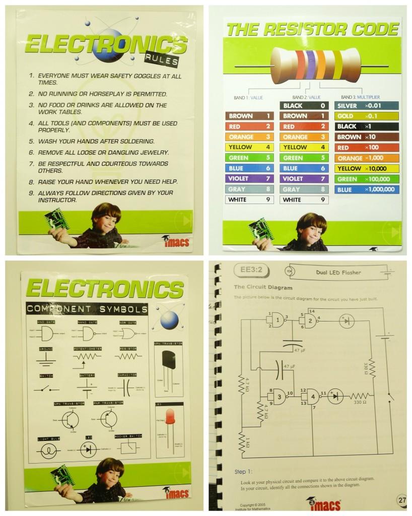 electronics charts