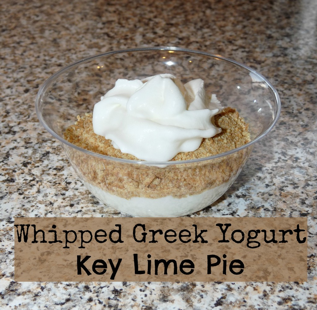 greek yogurt key lime pie