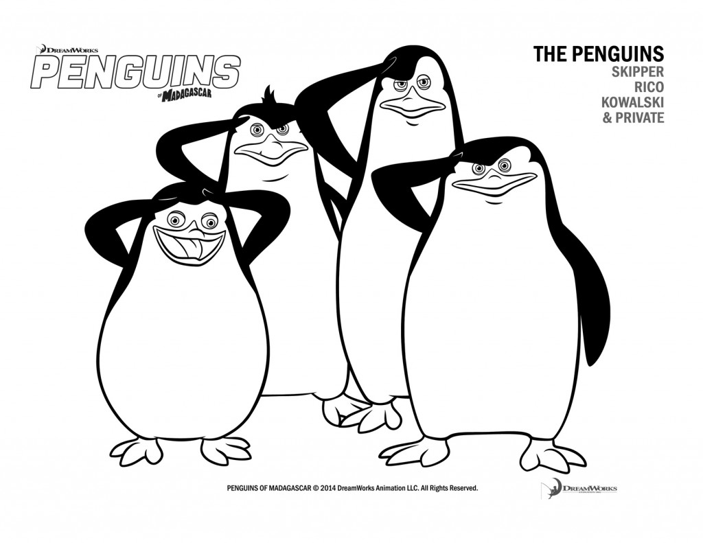penguins_coloringpagepenguins