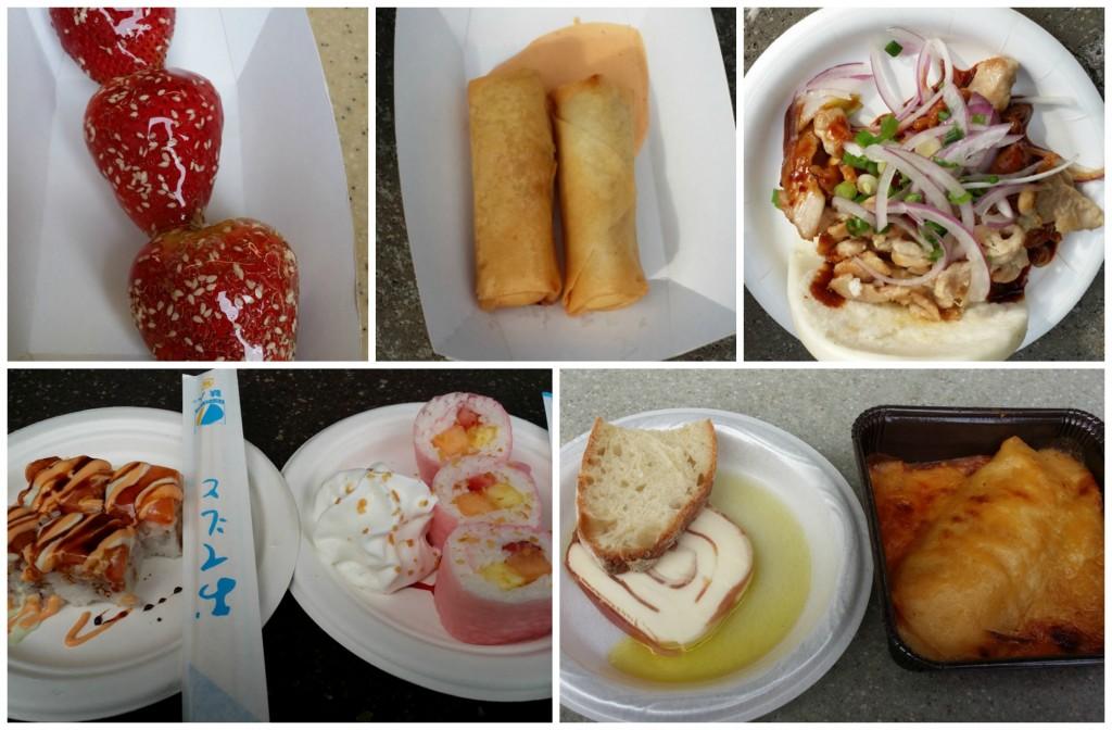 epcot food