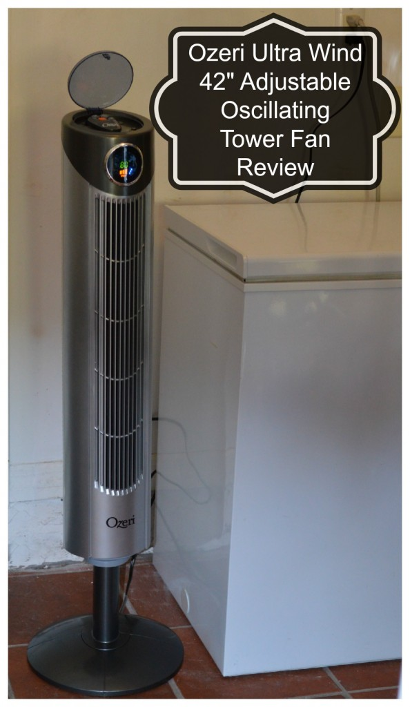 ozeri ultra wind fan