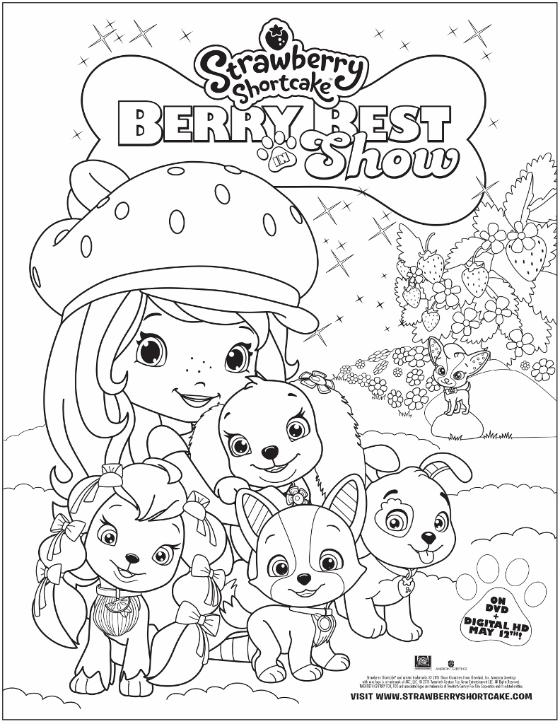 1430863280-FOX 1299 SS Berry Best in Show  Coloring PageWith Format Messaging (792x1024)