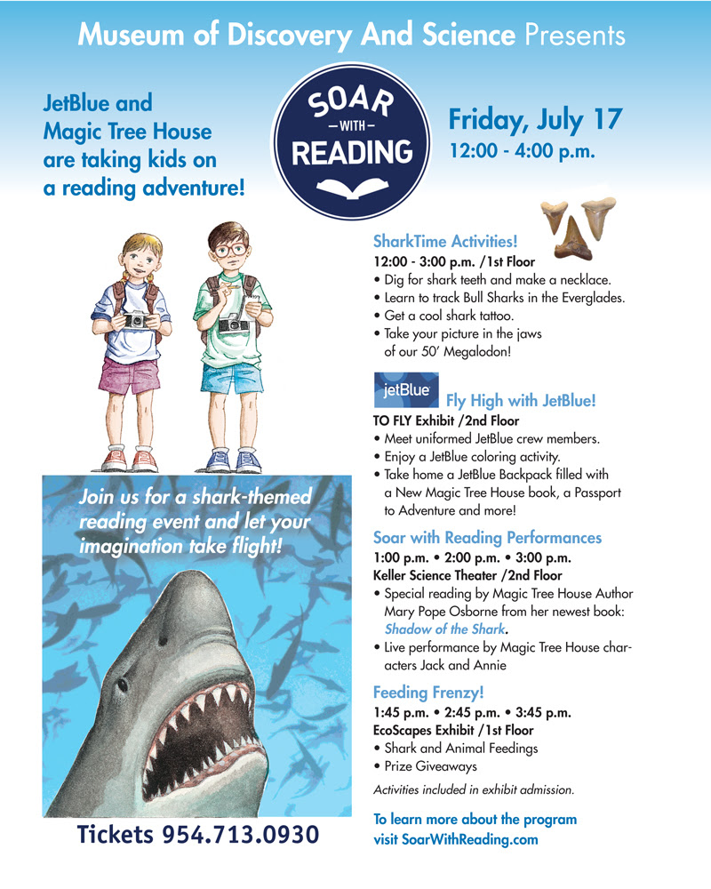 magic tree house soar with reading
