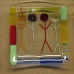 Fused Glass Art Classes for Kids in Boca Raton at BANG Glass