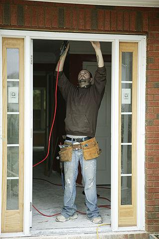 319px-FEMA_-_42428_-_Home_Repair_after_Flood