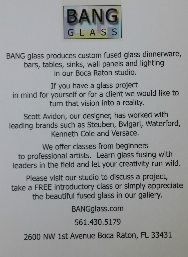 bang glass
