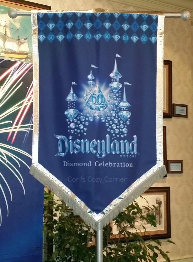 disneyland banner