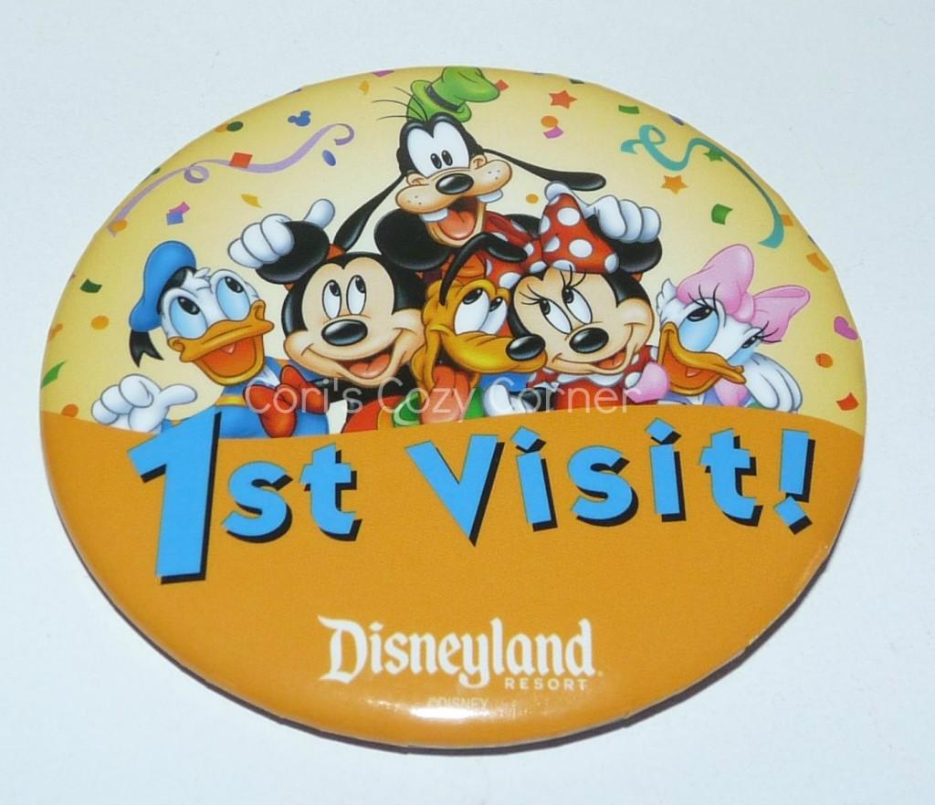 first visit pin