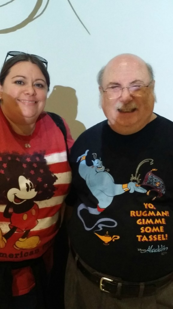 eric goldberg and me