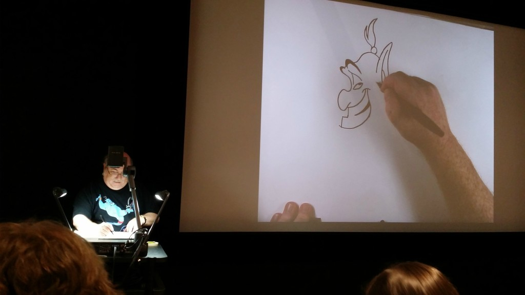 learning to draw from Eric Goldberg