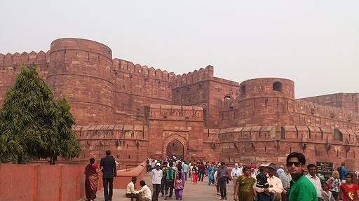 Agra_Fort_Entrance_Gate