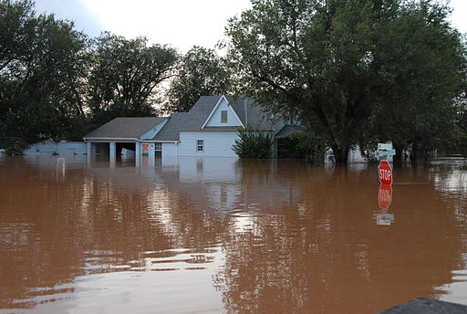 FEMA_-_31644_-_Flooded_neighborhood_with_stop_sign_and_home.