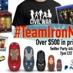 ironman giveaway