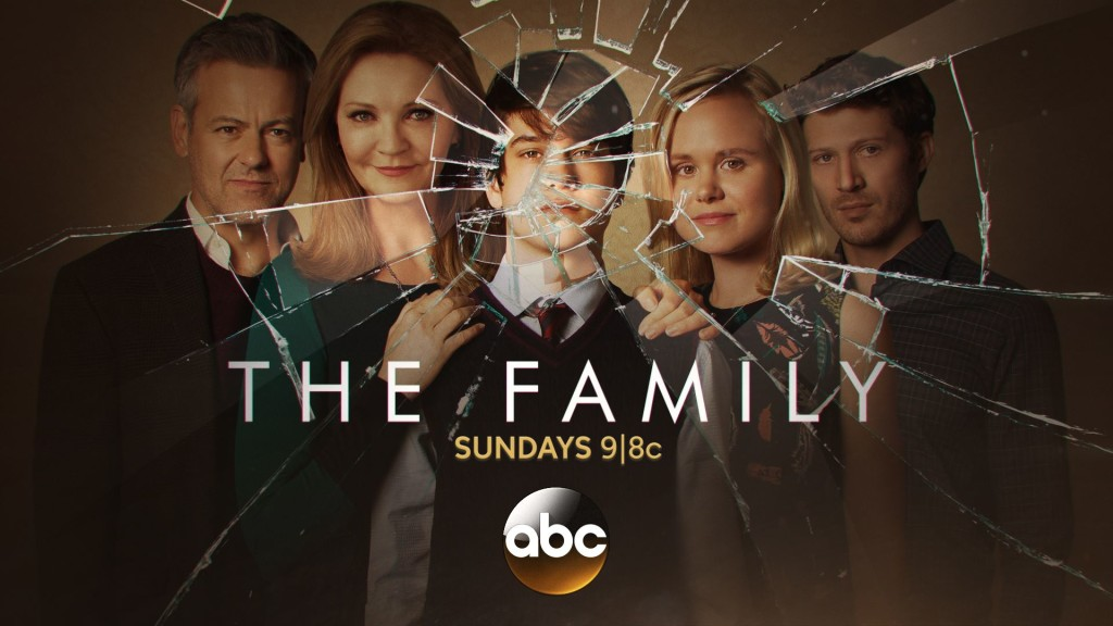 The Family Sunday's on ABC 9/8c