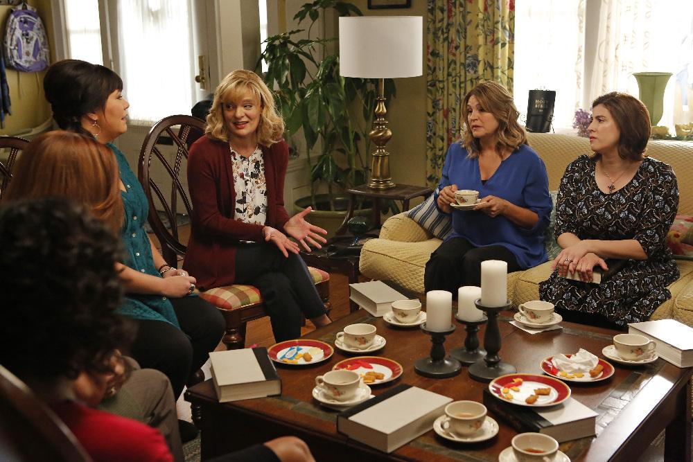 (ABC/Vivian Zink) MARY HOLLIS INBODEN, MARTHA PLIMPTON, ANITA BARONE, MELANIE PAXSON