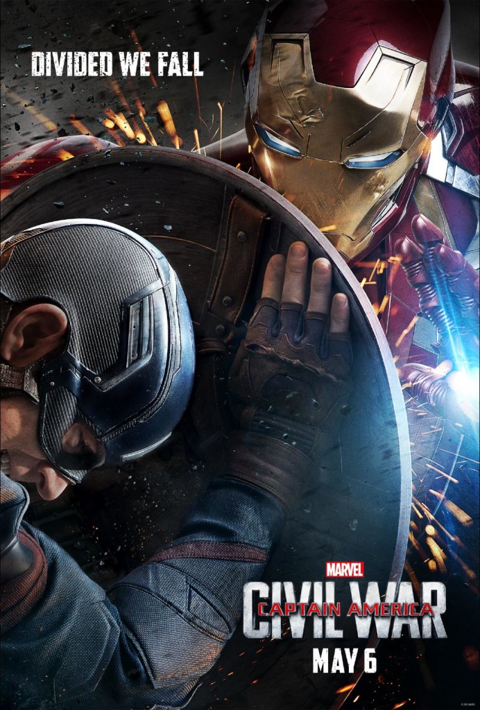 civil war poster