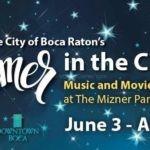 City of Boca Raton's Summer in the City Program
