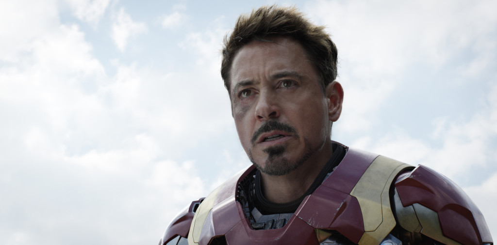Iron Man/Tony Stark (Robert Downey Jr.) Photo Credit: Film Frame © Marvel 2016