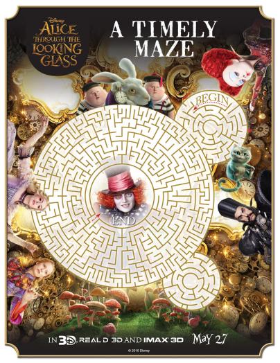 alice maze