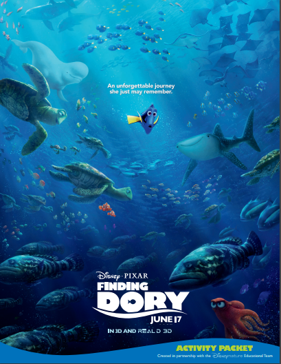 dory activity packet
