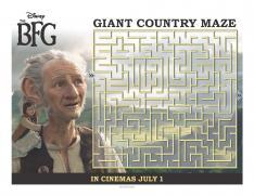 BFG Maze