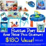 Finding Dory HUGE Prize Pack Giveaway