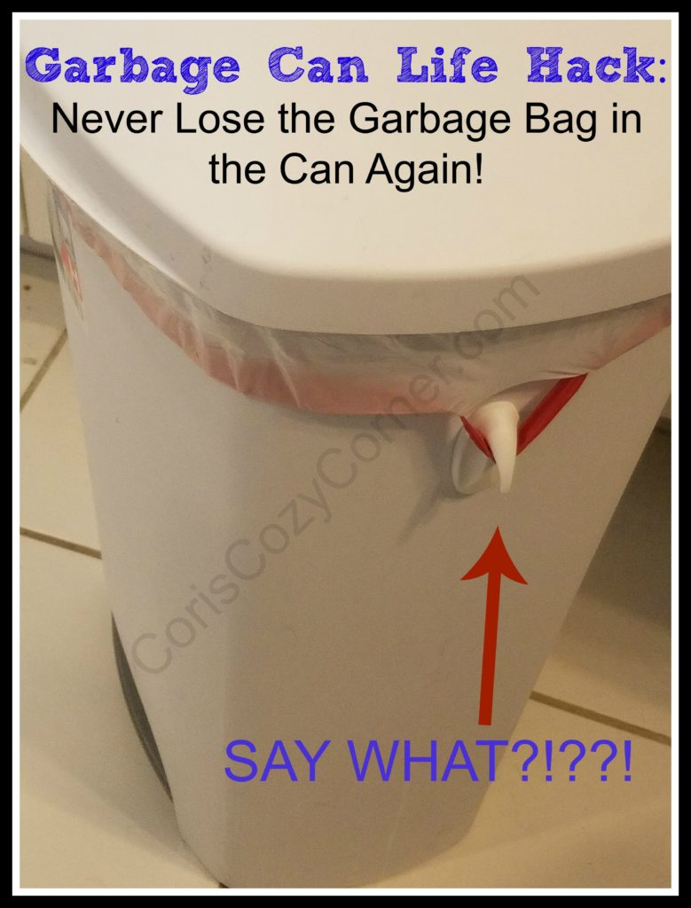 garbage can life hack