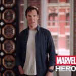 "DOCTOR STRANGE'S Benedict Cumberbatch and Marvel Studios Invite Fans to Help Launch ""Hero Acts"" and Raise Funds for Save the Children!!!"