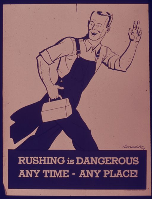 rushing_is_dangerous_any_time_-_any_place_-_nara_-_515318
