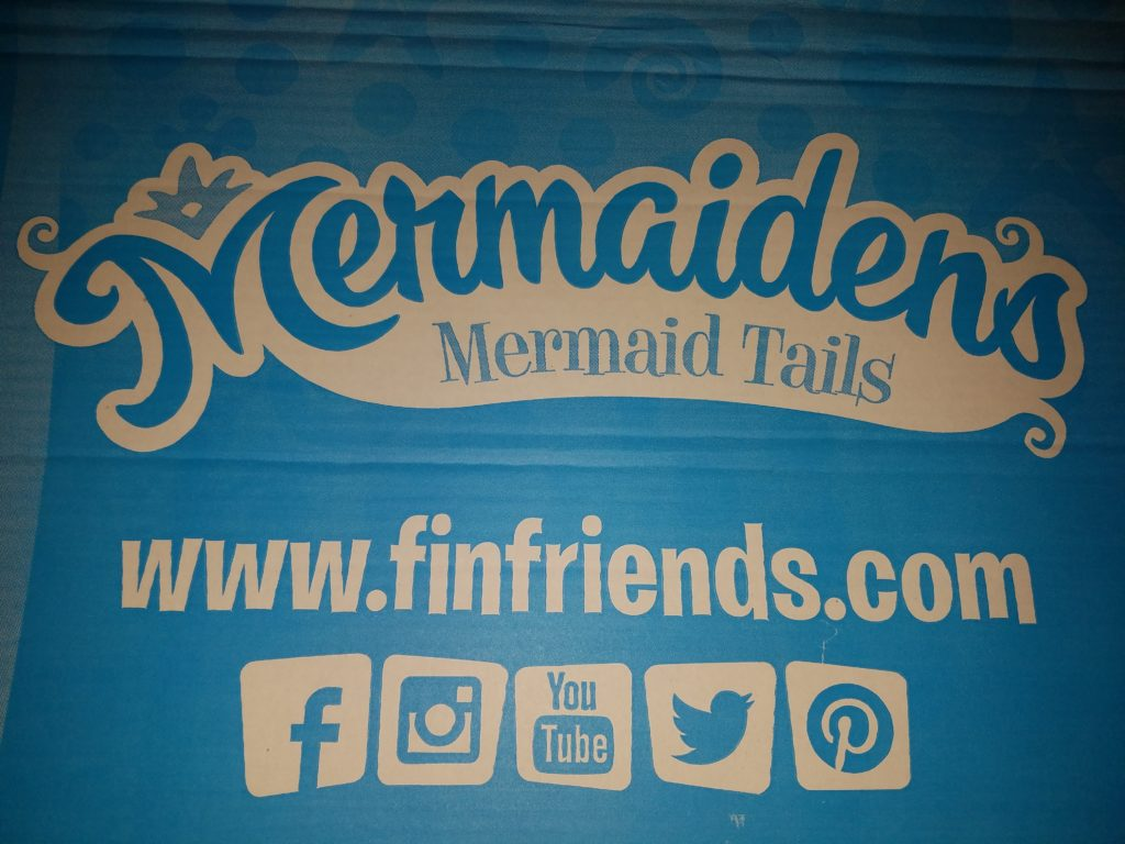 Fin Fun Mermaid Review by Cori Nadler | Fin Fun Mermaidens