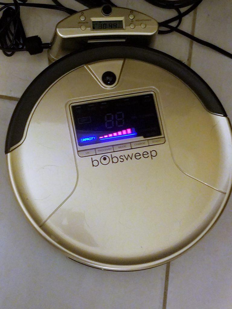bob on charger