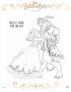 belle and beast thumbnail