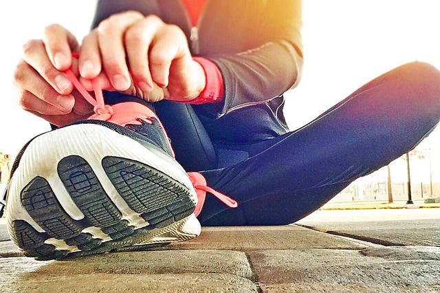 Fitness Workout Training Runner Run Exercise
