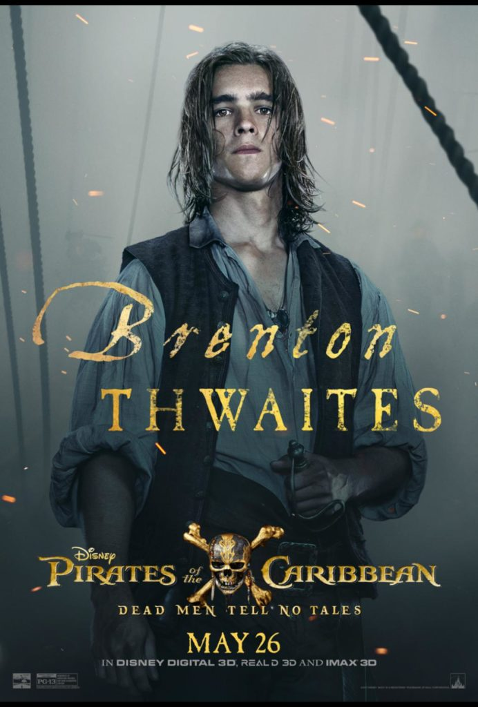Brenton Thwaites as Henry