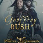Exclusive with Geoffrey Rush aka Captain Barbossa From Pirates of the Caribbean: Dead Men Tell No Tales #PiratesLifeEvent