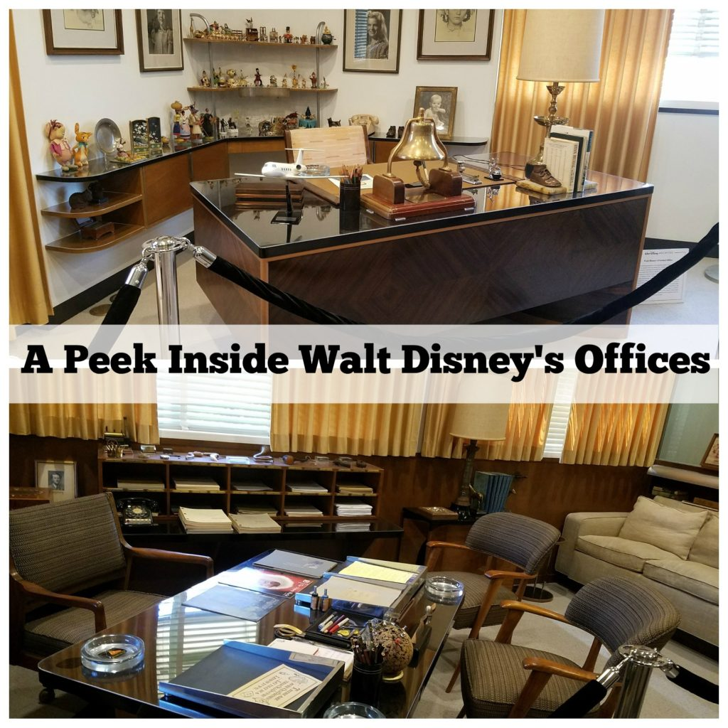 walt's offices