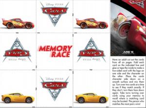 memory race