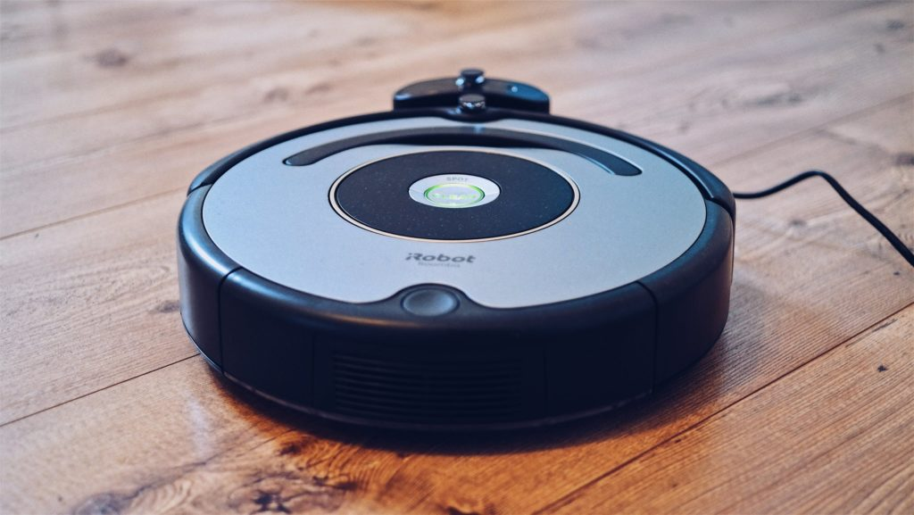 Robotic Vacuum with Wi-fi Connectivity